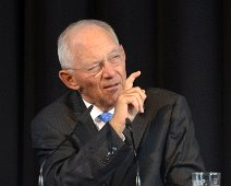 Dr. Wolfgang Schäuble mal anders